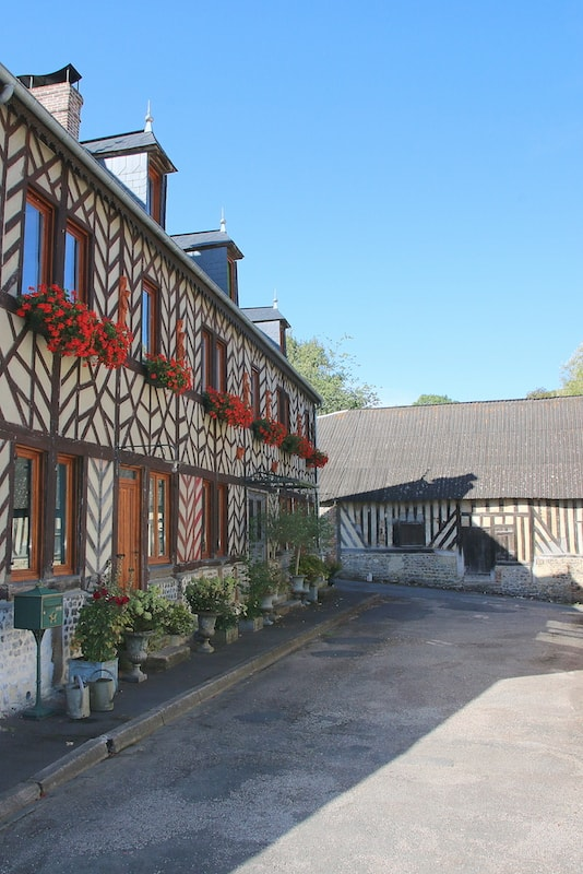 Tordouet : le charme d'un pittoresque village normand